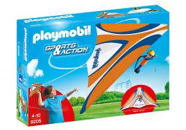 PLAYMOBIL Action Hang Glider Orange 9205