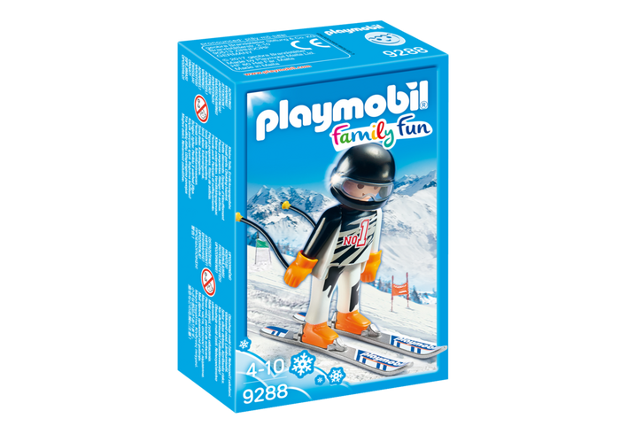 PLAYMOBIL Family Fun - Winter Skier 9288