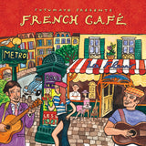 PUTUMAYO MUSIC French Cafe CD