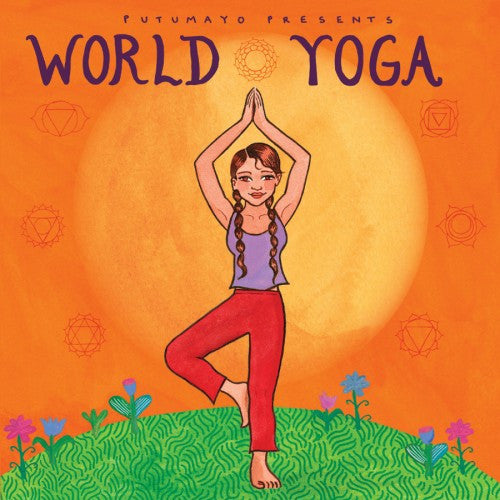PUTUMAYO MUSIC World Yoga CD