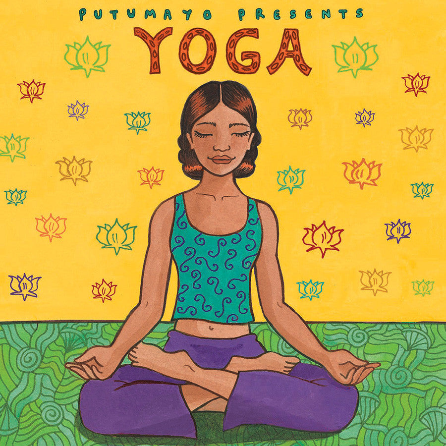 PUTUMAYO MUSIC Yoga CD