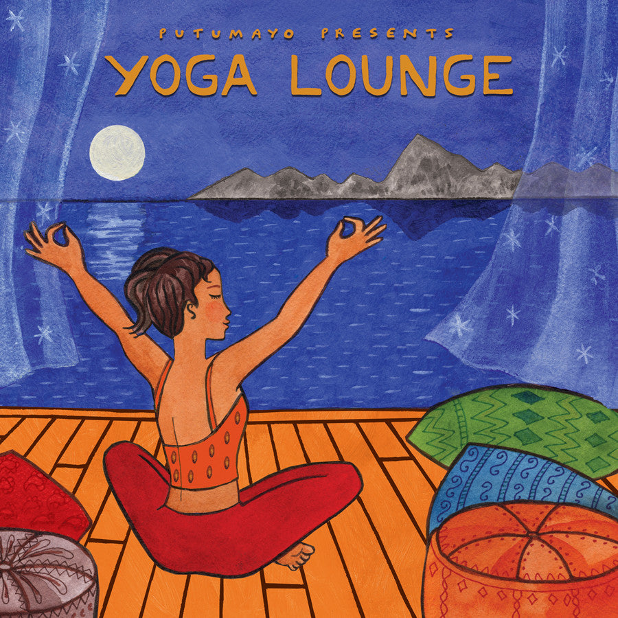 PUTUMAYO MUSIC Yoga Lounge CD