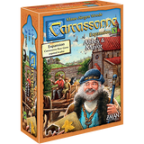 CARCASSONNE - EXPANSION 5: ABBEY & MAYOR