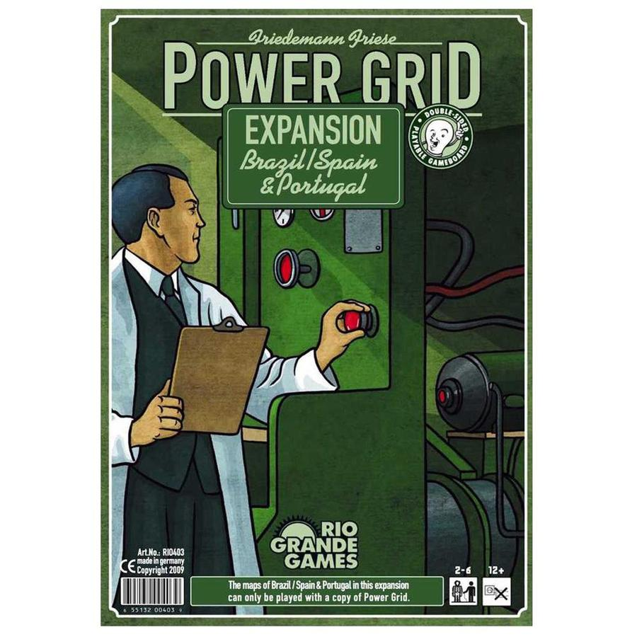 Power Grid - Brazil/Iberia - Expansion