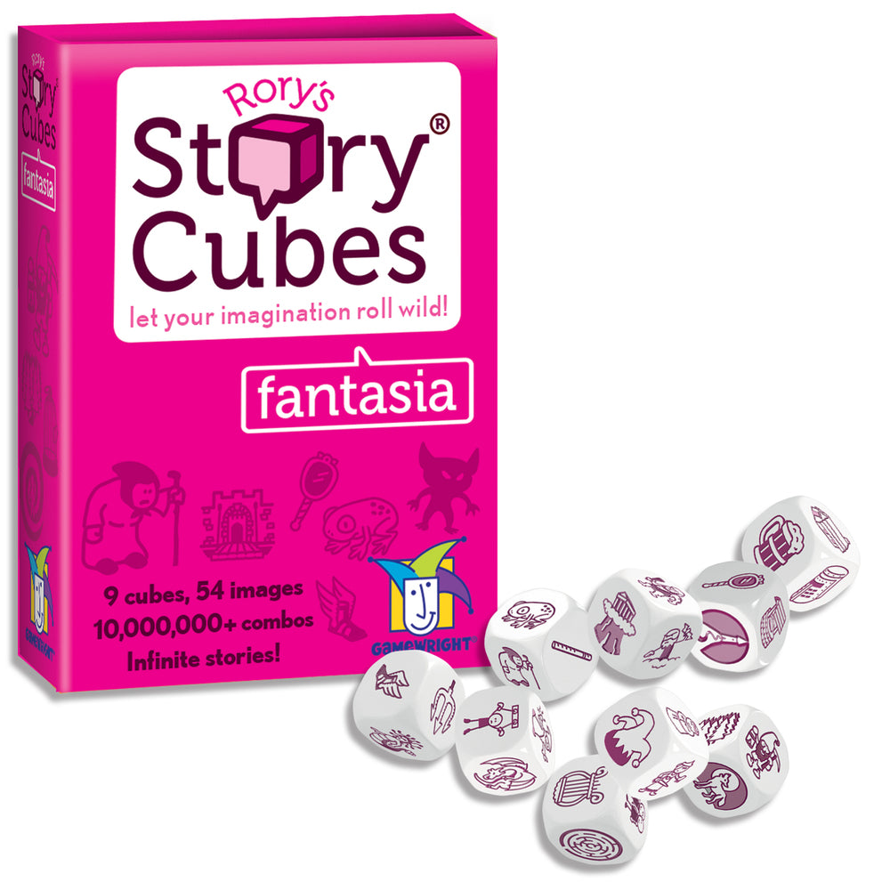 GAMEWRIGHT Rory's Cubes Fantasia