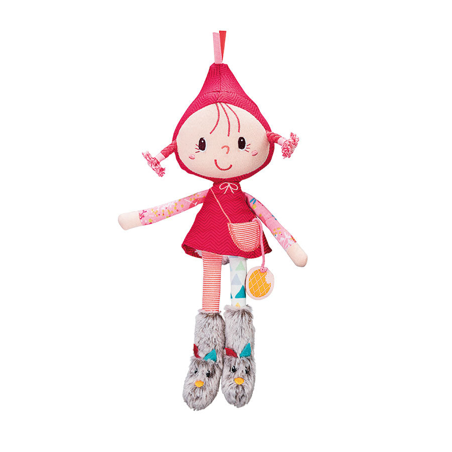 Lilliputiens - Little Red Riding Hood mini doll