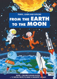 SASSI Travel, Learn and Explore - From the Earth to the Moon 200 pc
