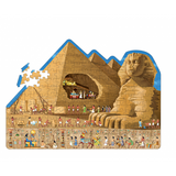 SASSI Travel. Learn and Explore - Egypt Puzzle 200pc