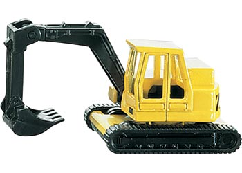 SIKU - Excavator - Blister Pack Single