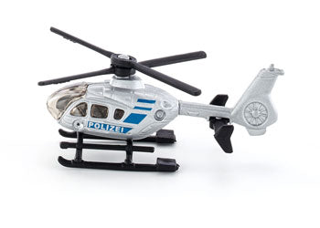 SIKU - Police Helicopter - Blister Pack Single