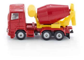 SIKU - Cement Mixer Truck - Blister Pack Single