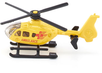 SIKU - Helicopter - Blister Pack Single