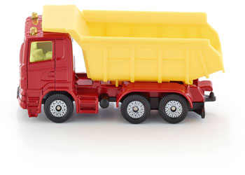 SIKU - Truck with Dump Body - Blister Pack Single