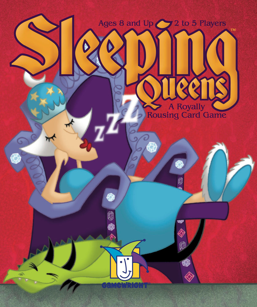 GAMEWRIGHT Sleeping Queens - Card Game