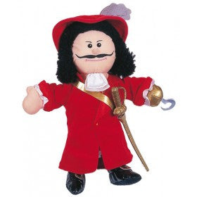 FIESTA CRAFTS Hand Puppet Captain Hook