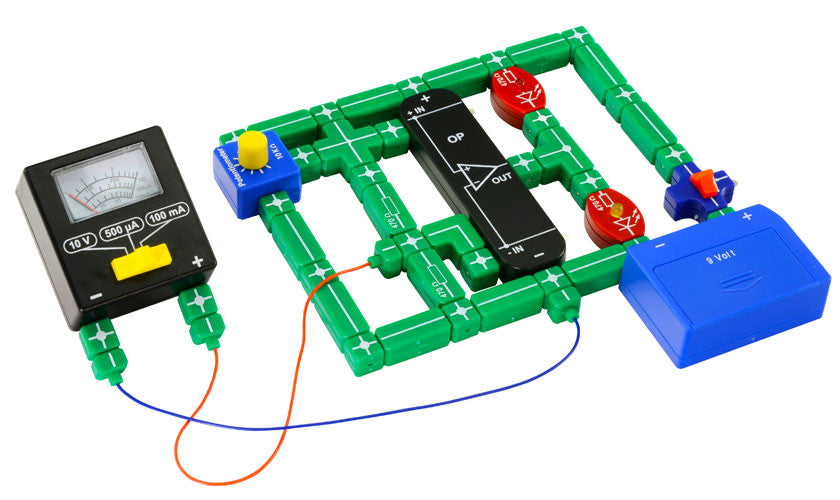 THAMES AND KOSMOS Electronics: Advanced Circuits Set – Toys2Learn