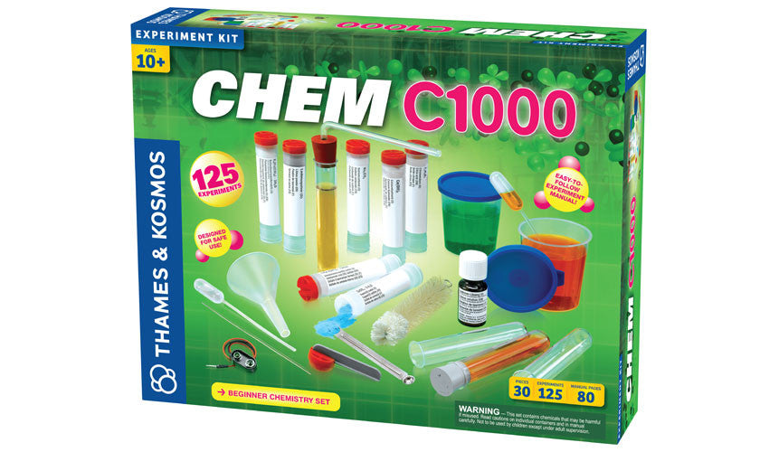 THAMES AND COSMOS CHEM C1000