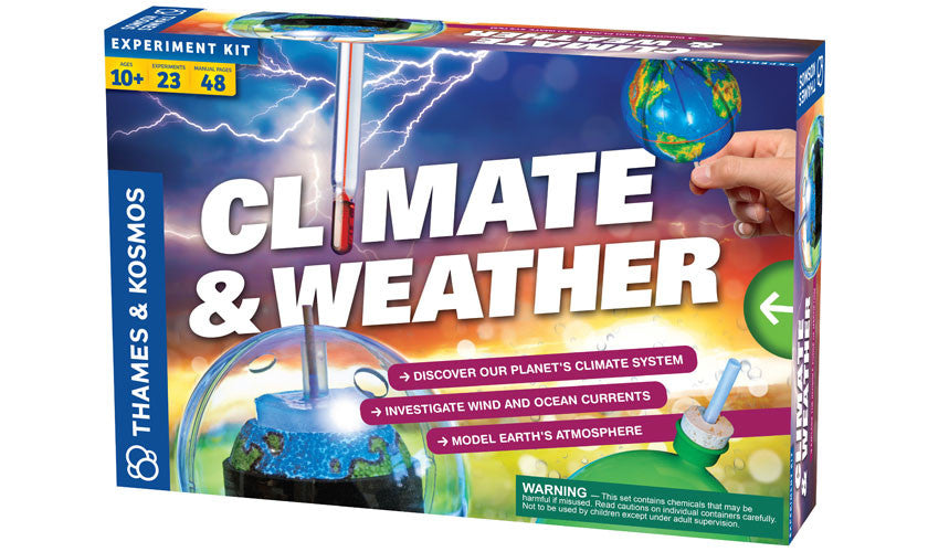 THAMES & KOSMOS Climate and Weather 665006