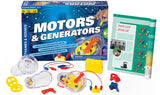 THAMES & KOSMOS - Motors and Generators 665036
