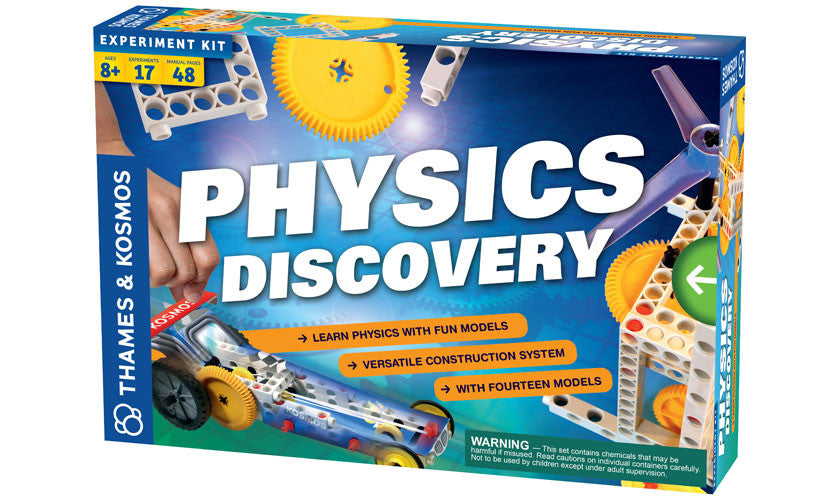 THAMES & KOSMOS Physics Discovery V 2.0 Kit - 665067
