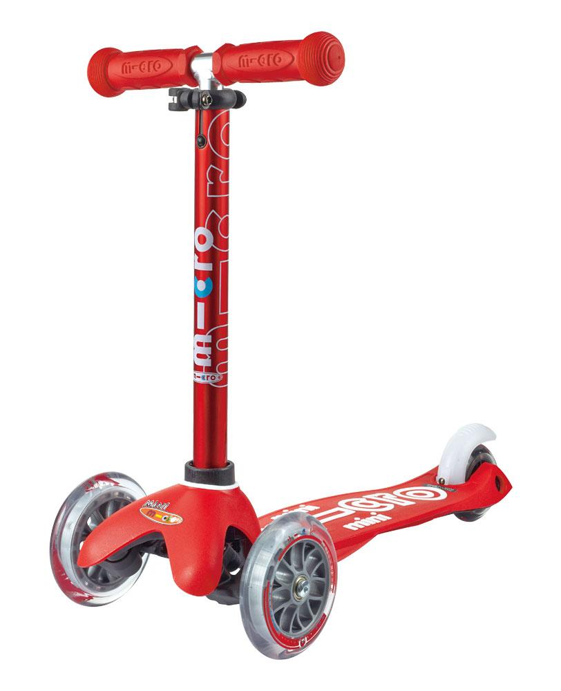 MICRO Mini Micro Deluxe Scooter - Red