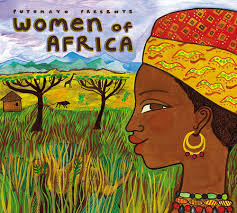 PUTUMAYO MUSIC Women of Africa CD