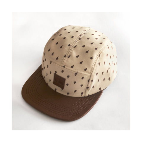 Five Panel Beige - Old Tripper