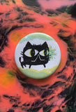 Star Cat Glow In The Dark Magnet