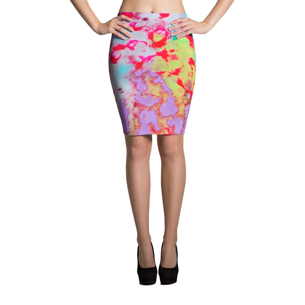 Far-Out Supah Pencil Skirt