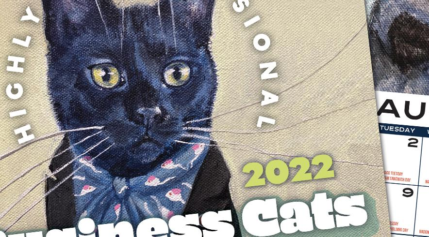 2021 Business Cats!