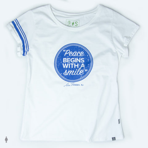 PEACE - Fairtrade organic cotton T-shirt