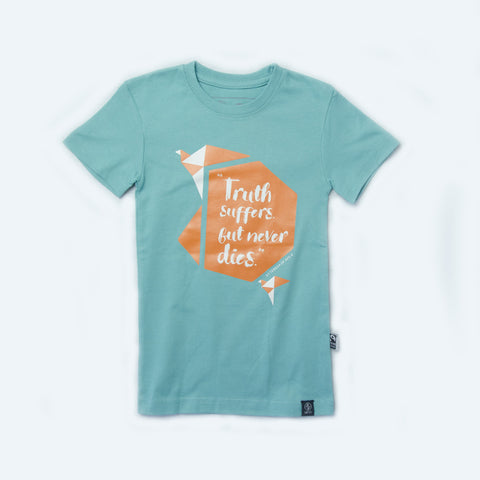 TRUTH - Fairtrade organic cotton t-shirts for kids
