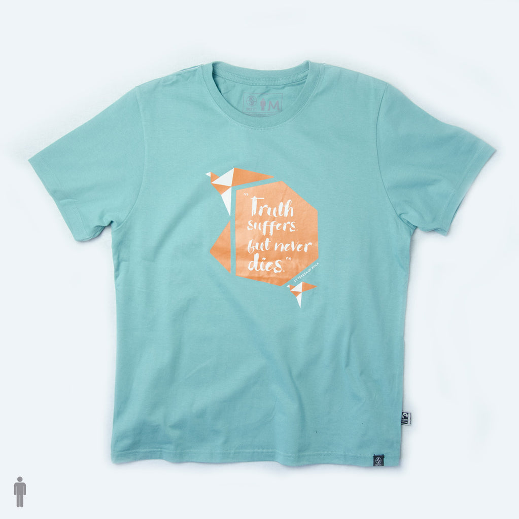 Adult Fairtrade organic cotton - TRUTH