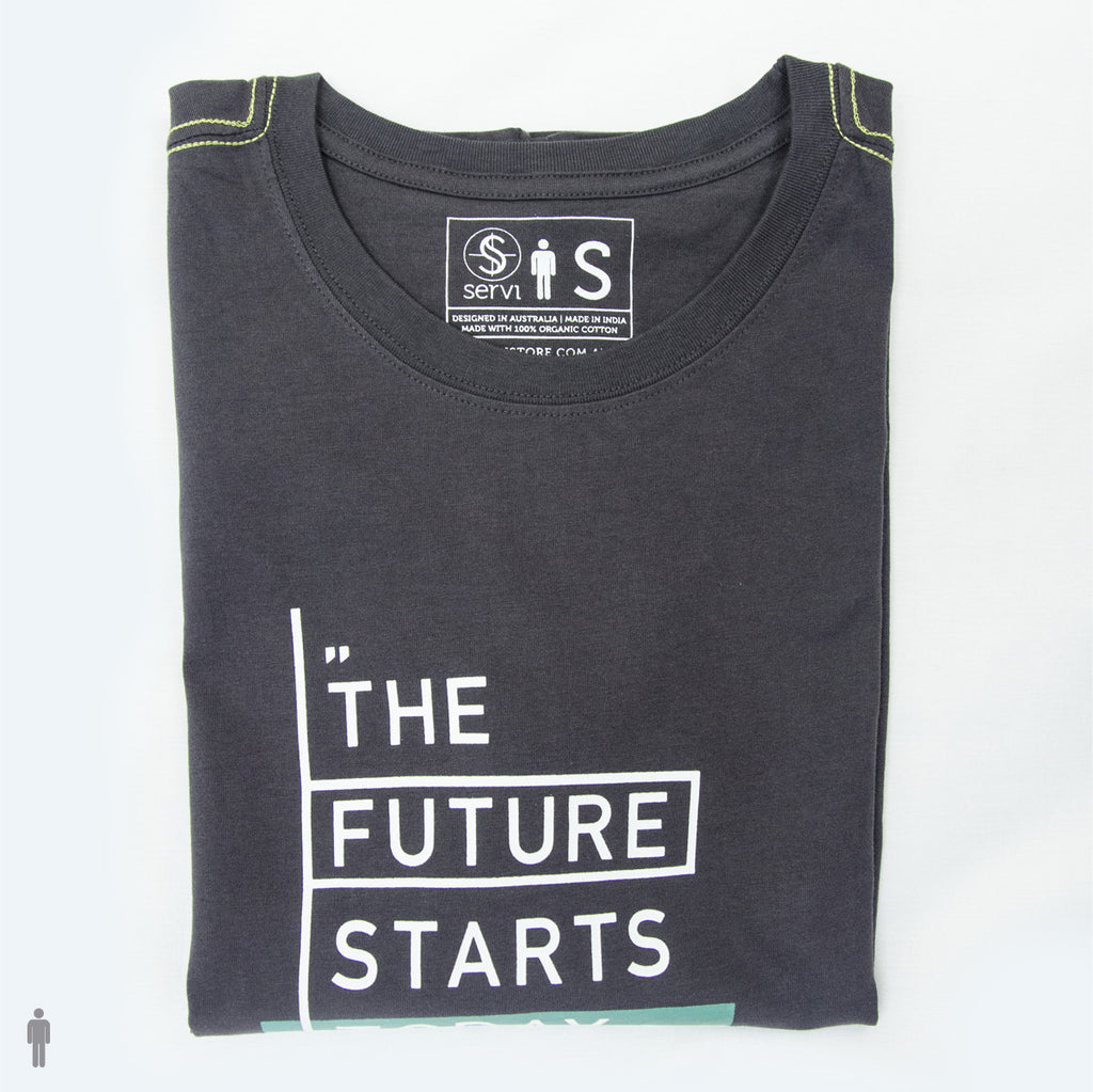 FUTURE - Fairtrade organic cotton T-shirt