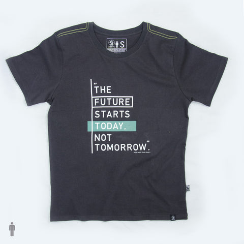 Adult Fairtrade organic cotton - FUTURE