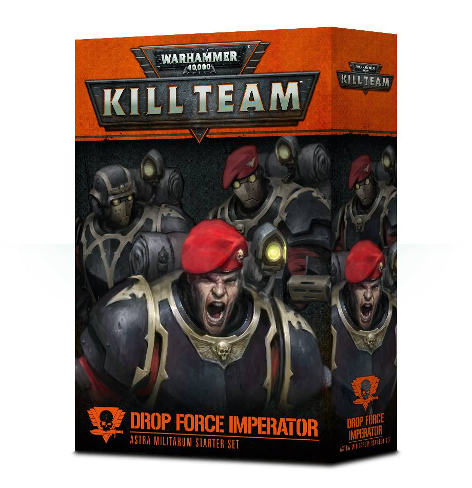 KILL TEAM DROP FORCE IMPERATOR DICEHEADdotCOM
