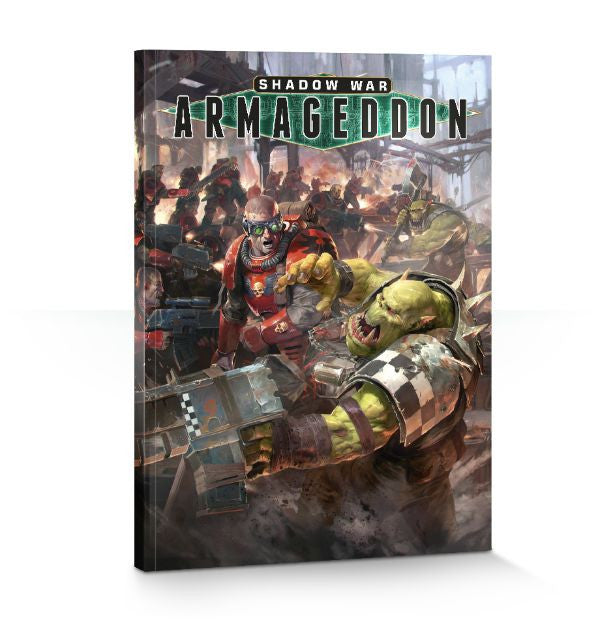 SHADOW WAR ARMAGEDDON RULEBOOK DICEHEADdotCOM