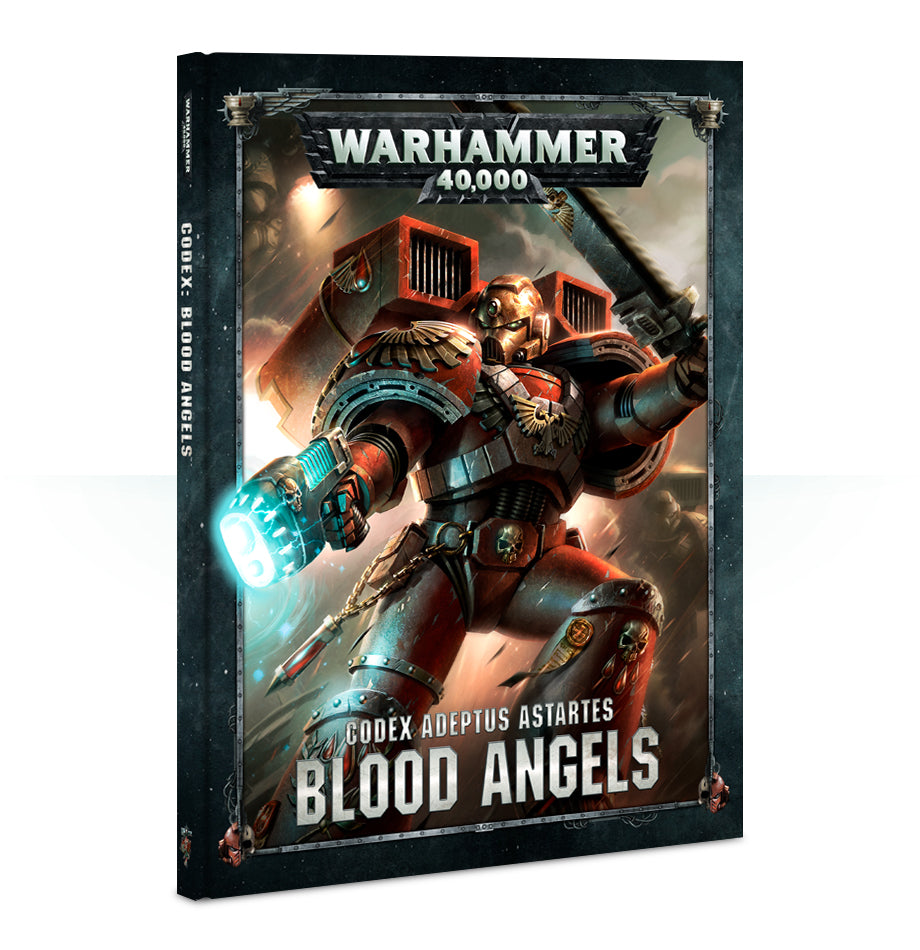 Blood Angels Codex 2017 DICEHEADdotCOM