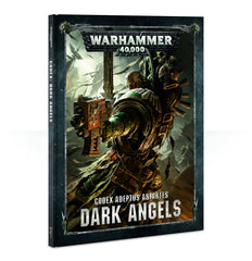 CODEX: DARK ANGELS 2017 PRE-ORDER DICEHEADdotCOM
