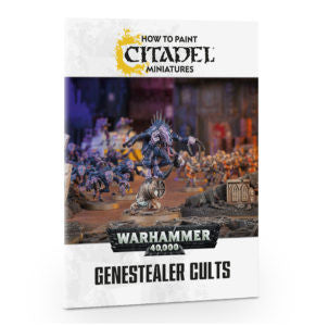 HOW TO PAINT GENESTEALER CULTS DICEHEADdotCOM