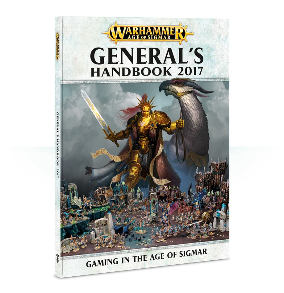 AGE OF SIGMAR GENERAL'S HANDBOOK 2017 DICEHEADdotCOM