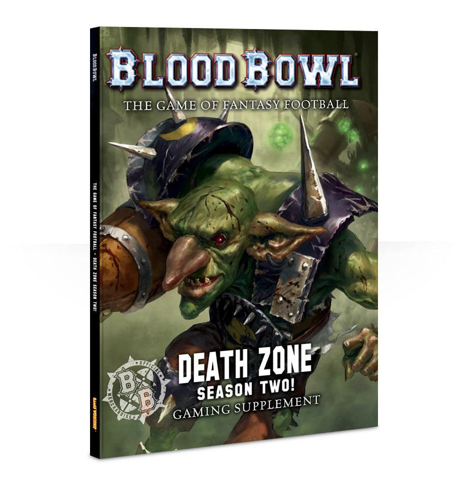 DEATH ZONE: SEASON 2!  DICEHEADdotCOM