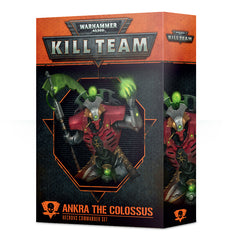 WH 40K KILL TEAM COMMANDER ANKRA THE COLOSSUS PRE-ORDER DICEHEADdotCOM