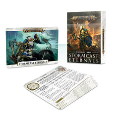 AGE OF SIGMAR WARSCROLL CARDS: STORMCAST ETERNALS 2018 DICEHEADdotCOM