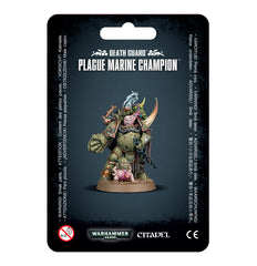 DEATH GUARD PLAGUE MARINE CHAMPION PRE-ORDER DICEHEADdotCOM