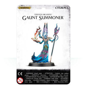 Disciples of TZEENTCH ARCANITES GAUNT SUMMONER DICEHEADdotCOM
