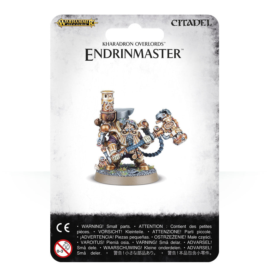 KHARADRON OVERLORDS ENDRINMASTER DICEHEADdotCOM