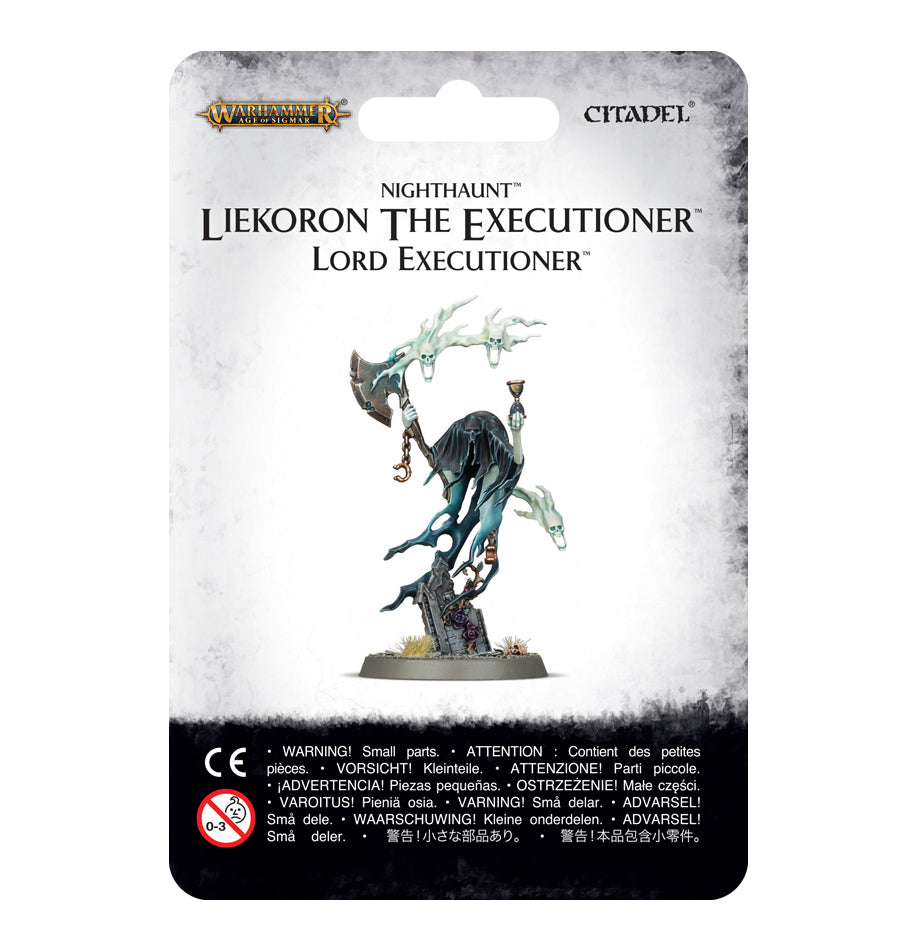 NIGHTHAUNT LIEKORON THE EXECUTIONER DICEHEADdotCOM