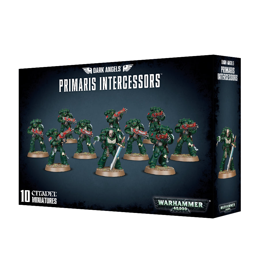 DARK ANGELS PRIMARIS INTERCESSORS DICEHEADdotCOM