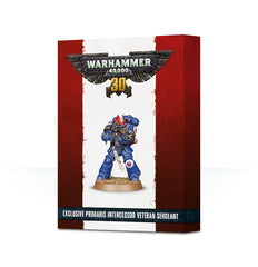 30 YEARS OF 40K PRIMARIS VETERAN SERGEANT DICEHEADdotCOM